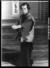 Egami Sensei from The Heart of Karate